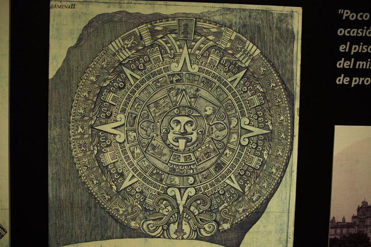 アステカの時計