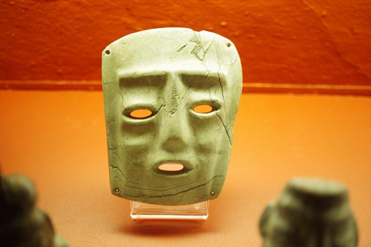 本物の石仮面