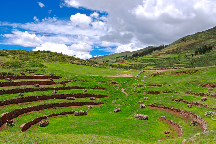 モライ遺跡
