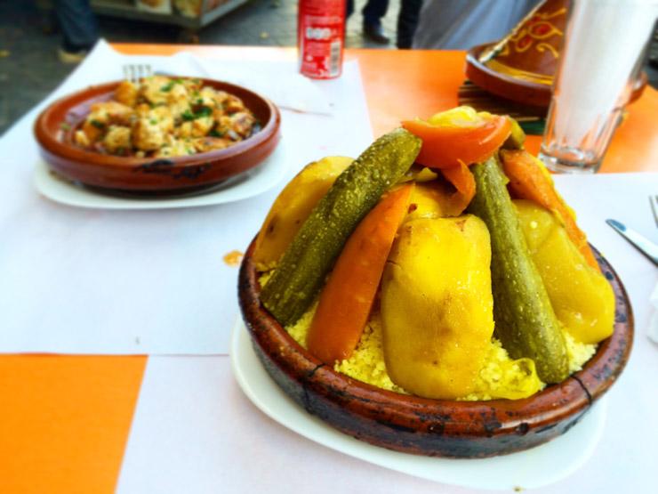 モロッコ旅飯02