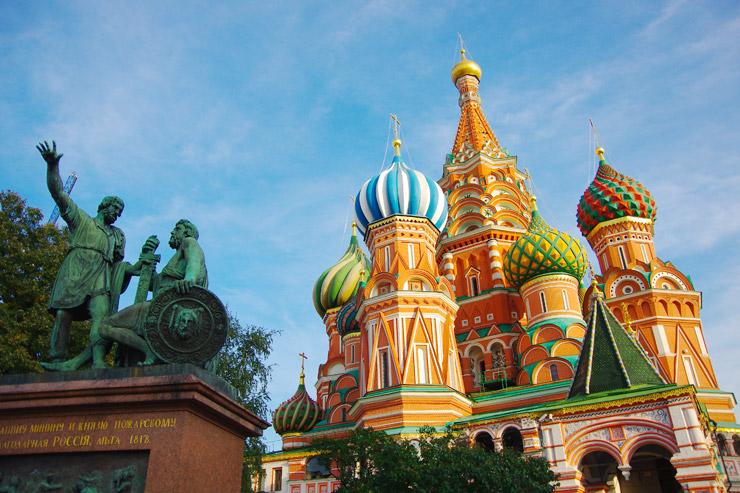 モスクワのクレムリンと赤の広場 | ロシアの世界遺産