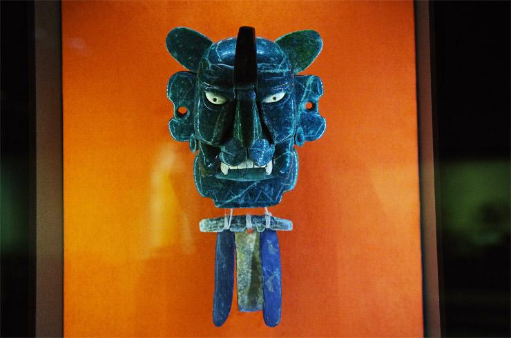 オアハカ室 | メキシコ人類学博物館