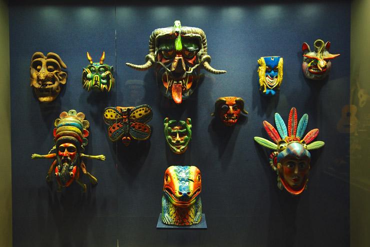 メキシコ人類学博物館