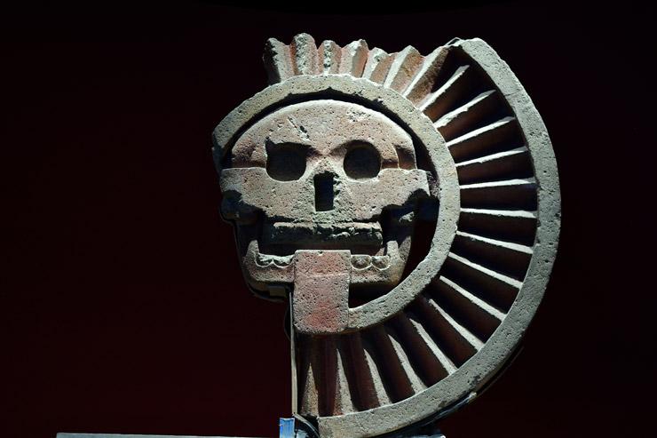 テオティワカン文明、トルテカ文明 | メキシコ国立人類学博物館