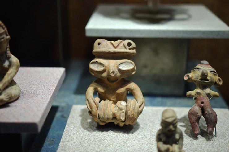 先古典期の土偶