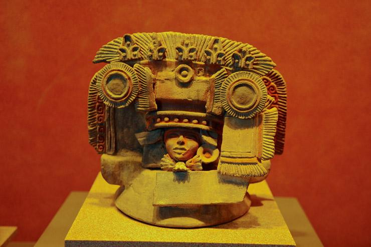 テオティワカン文明 | メキシコ国立人類学博物館