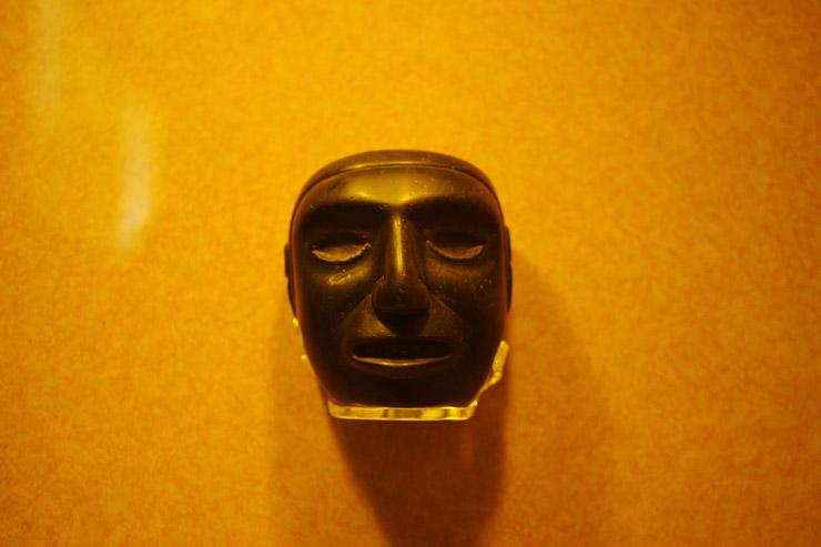 アステカの石仮面
