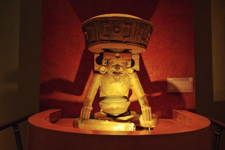 オルメカ文明 | メキシコ人類学博物館