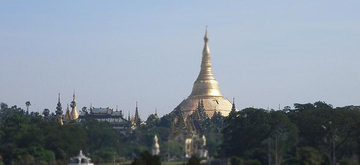 ミャンマーの世界遺産