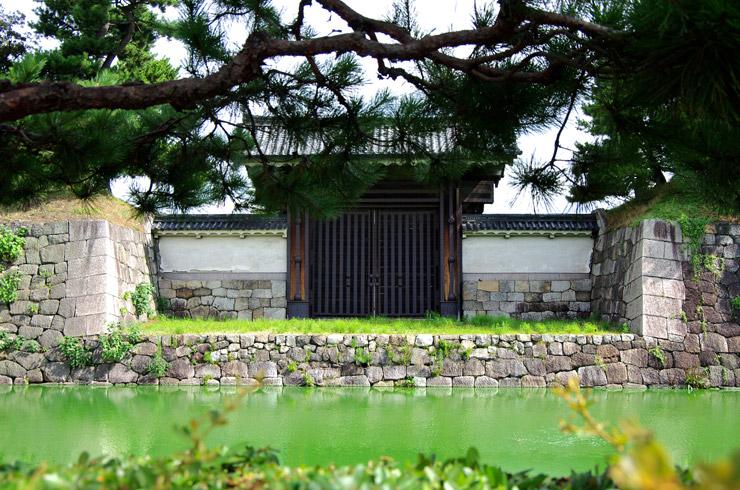 大政奉還が行われた二条城 | 世界遺産『古都京都の文化財』