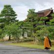 仁和寺、宿泊出来る世界遺産