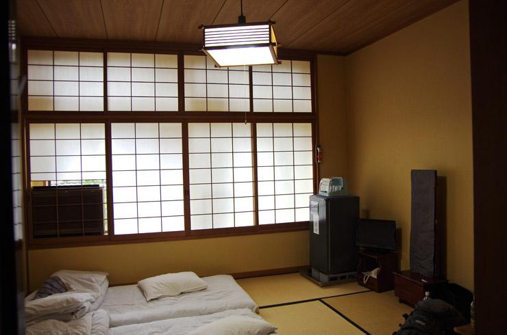 仁和寺の宿泊施設