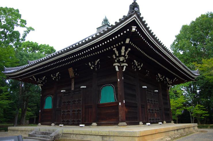 仁和寺の経蔵