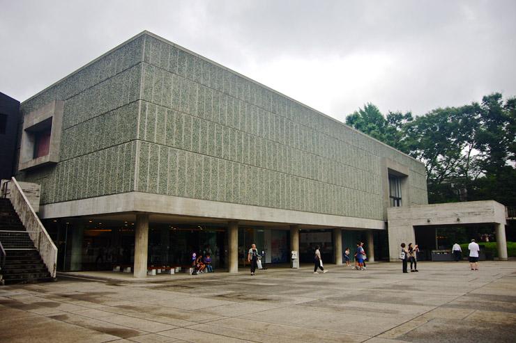 国立西洋美術館 | 世界遺産『ル・コルビュジエの建築作品-近代建築運動への顕著な貢献-』
