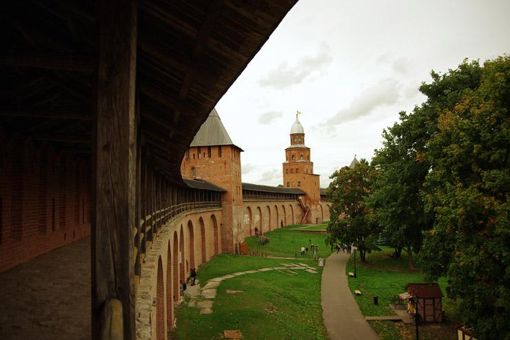 ノヴゴロドの文化財とその周辺地区 | ロシアの世界遺産