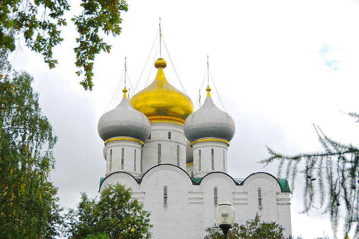 スモレンスキー聖堂