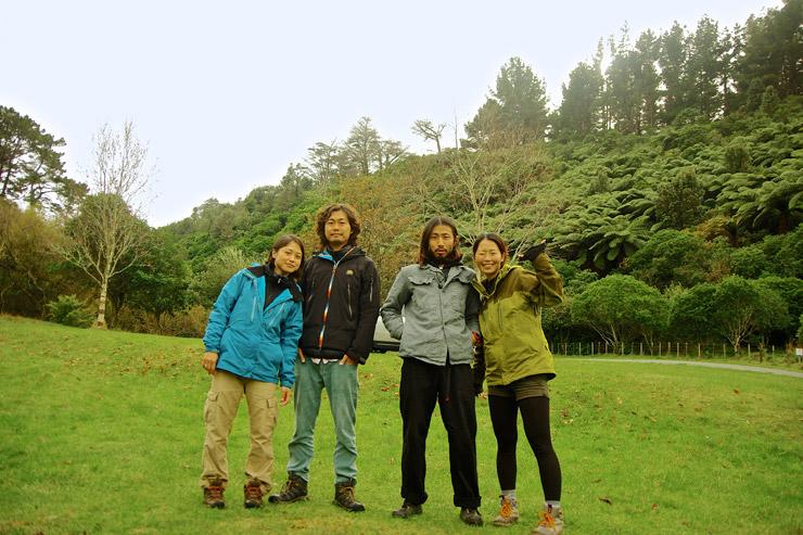 ニュージーランドの旅