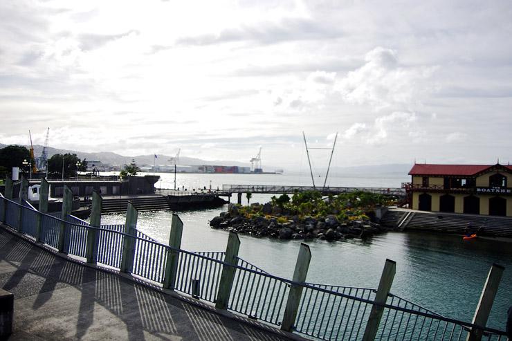 ニュージーランド第二の都市ウェリントン