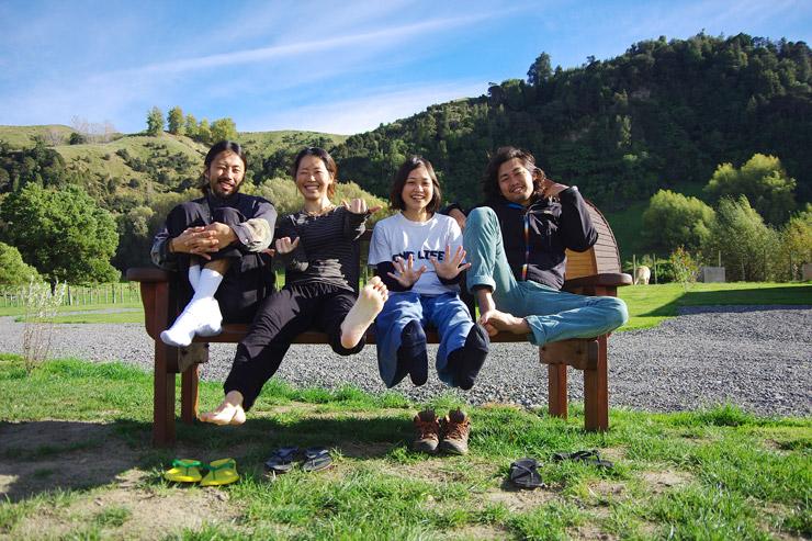 ニュージーランド最高!