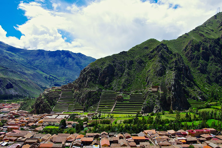 オリャンタイタンボ(Ollantaytambo) | 聖なる谷の旅
