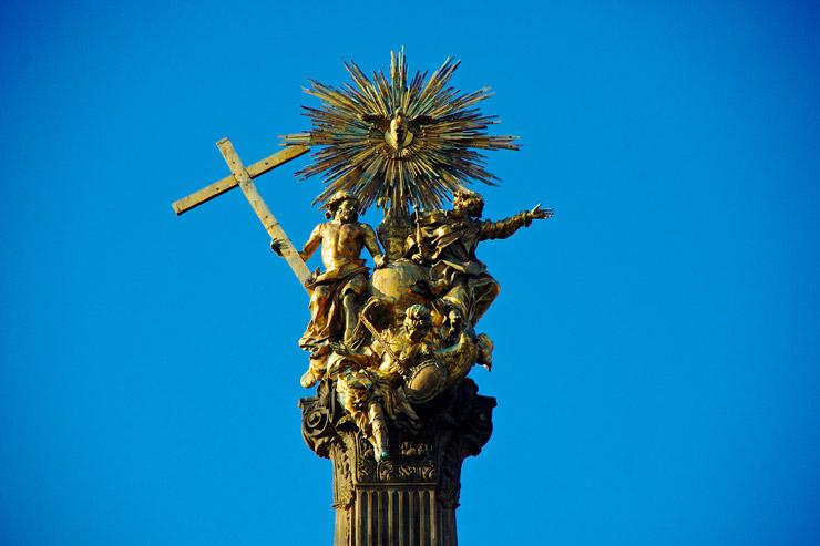 オロモウツの聖三位一体柱