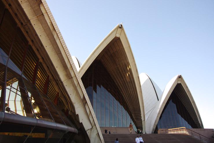 シドニー・オペラハウス