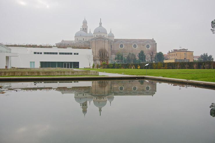 サンタ・ジュスティーナ修道院