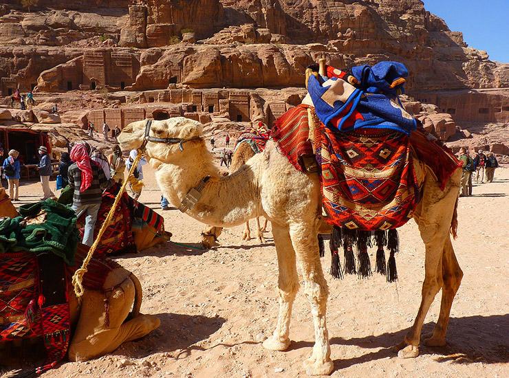 ヨルダンの世界遺産、一覧
