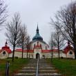 ゼレナー・ホラのネポムークの聖ヨハネ巡礼教会 | チェコの世界遺産