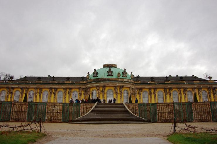 サンスーシ宮殿