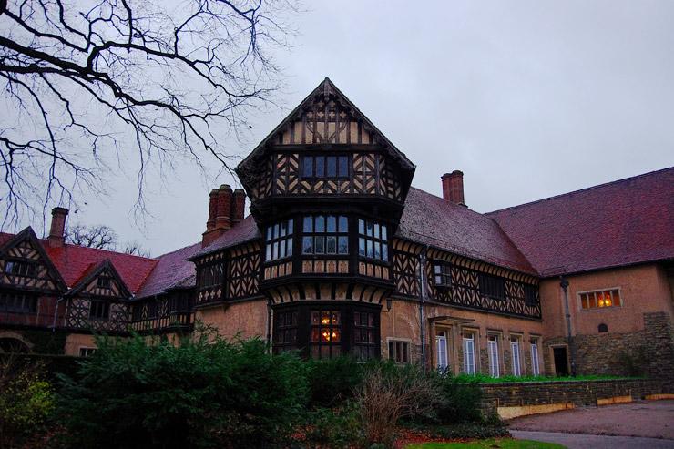 ツェツィーリエンホーフ宮殿 (Schloss Cecilienhof)