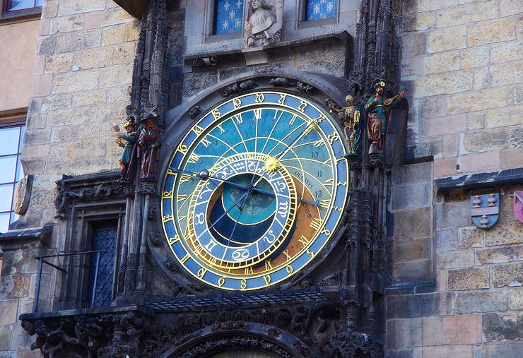 オルロイ天文時計