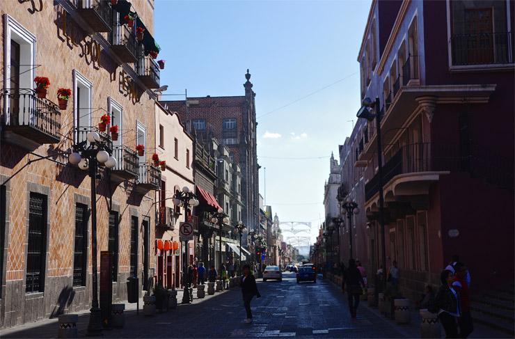 プエブラ歴史地区 | メキシコの世界遺産