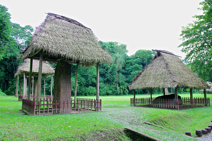『キリグア遺跡公園』 | グアテマラの世界遺産