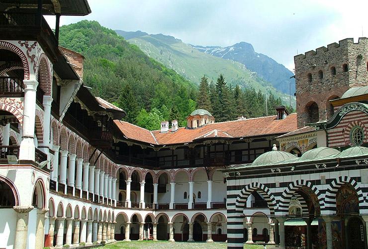ブルガリアの世界遺産一覧
