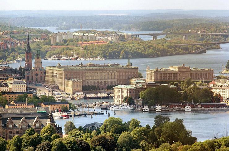 スウェーデンの世界遺産一覧