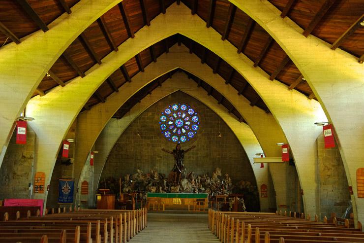 サガダにあるセント・メアリーズ教会