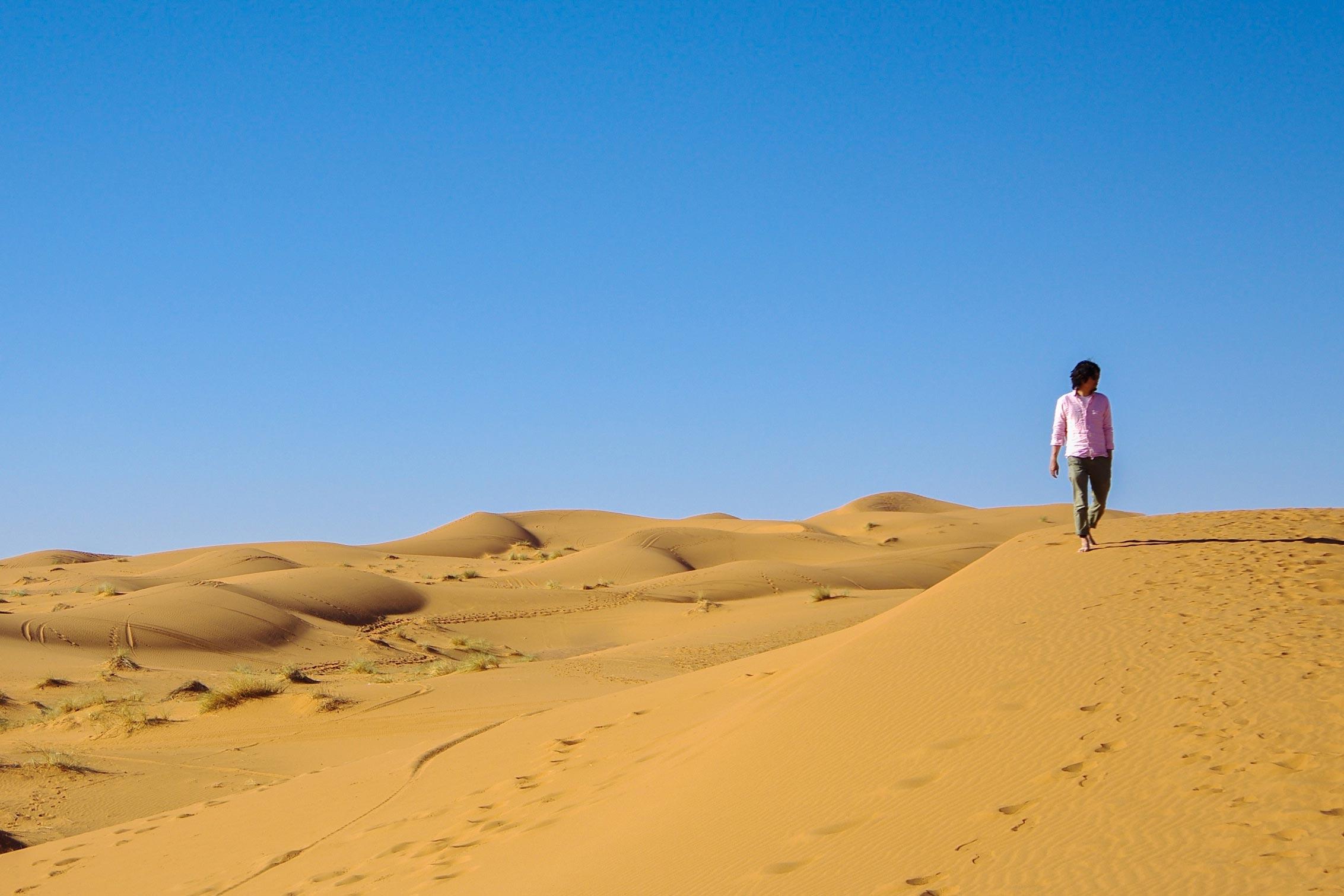 サハラ砂漠