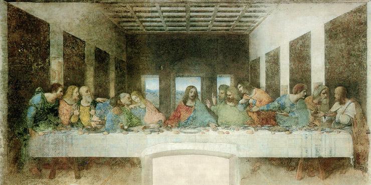 レオナルド・ダビンチ 最後の晩餐
