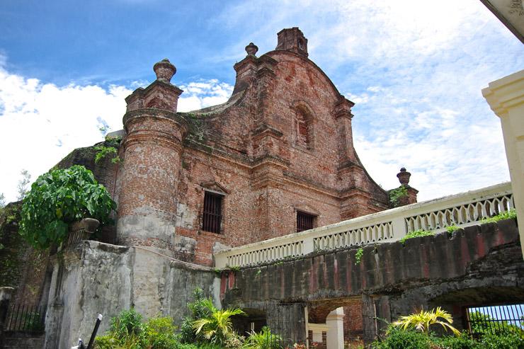 サンタ・マリアにあるアスンシオン教会