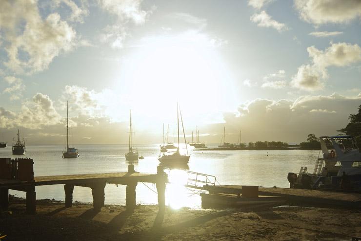バトア島のサブサブ