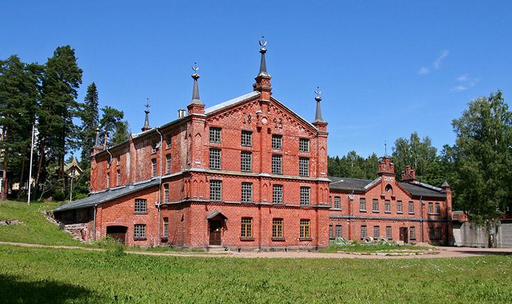 ヴェルラ砕木・板紙工場