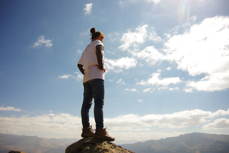 トレッキングと言う甘美な言葉に誘われてうっかり4000m級の山々を縦走するハメになってしまったシミエン国立公園3日目