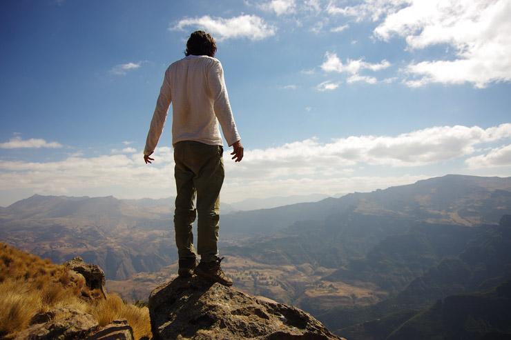 イミット・ゴーゴーの山頂