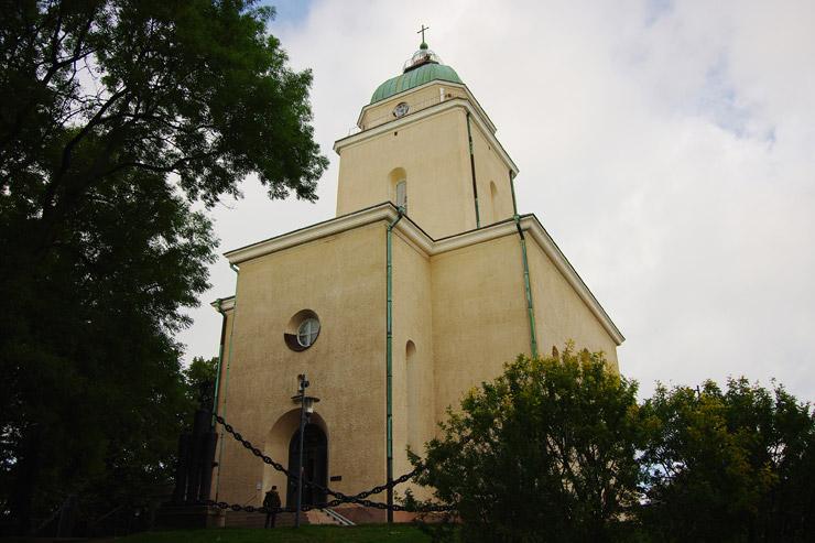 スオメンリンナ教会