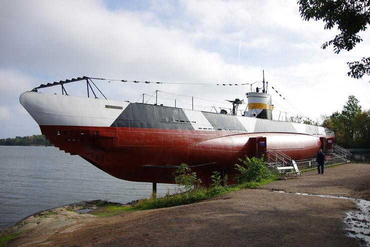 潜水艦ヴェシッコ
