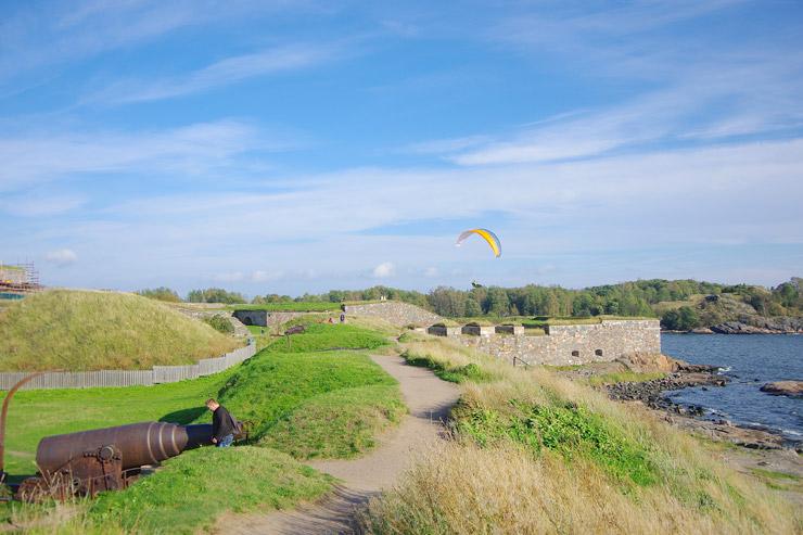 スオメンリンナの要塞群 | フィンランドの世界遺産