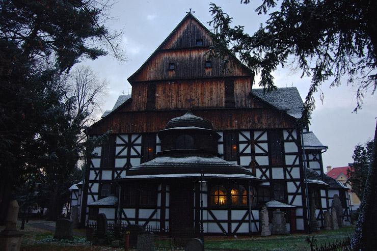 ヤヴォルとシフィドニツァの平和教会群 | ポーランドの世界遺産