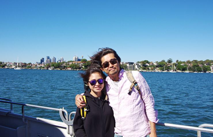 シドニーのフェリー