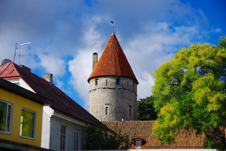 タリン歴史地区(旧市街) | エストニアの世界遺産